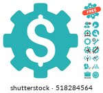 development cost pictograph... | Shutterstock .eps vector #518284564