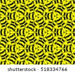 abstract geometric wallpaper.... | Shutterstock .eps vector #518334766