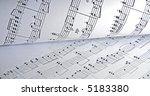 music   Shutterstock . vector #5183380