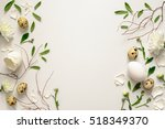 Easter Floral Background ...