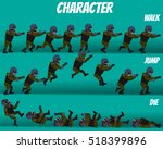 game kits adventure design ... | Shutterstock .eps vector #518399896