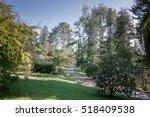 the natural landscape park in... | Shutterstock . vector #518409538