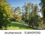the natural landscape park in... | Shutterstock . vector #518409550