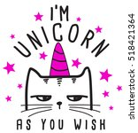 I Am Unicorn  Cute Graphics Fo...
