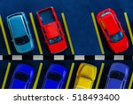 cars parked | Shutterstock . vector #518493400