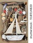 Decorative Sailing Boat On...
