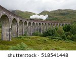 Glenfinnan Viaduct In The...