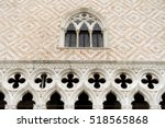 Facade Of The Doges Palace In...