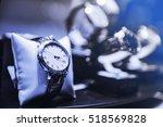 luxury watches | Shutterstock . vector #518569828