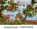 Scenic View Of Positano ...