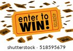 enter to win contest raffle... | Shutterstock . vector #518595679