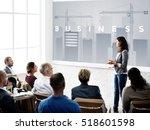business development innovation ...   Shutterstock . vector #518601598