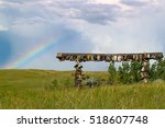 Boot Hill  At The Start Of The...