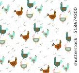cocks   Shutterstock .eps vector #518674300
