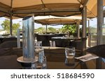 Secluded Eco Beach Dining Area...