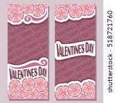 vector abstract banners for... | Shutterstock .eps vector #518721760