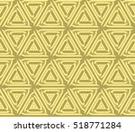abstract geometric wallpaper.... | Shutterstock .eps vector #518771284