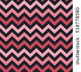 seamless chevron zigzag pattern ... | Shutterstock .eps vector #518778580