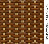 Abstract Decorative Wooden...