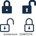 lock unlock icon