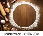 Flour Powder And  Bakery...