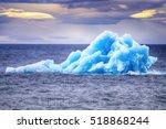 Arctic Glacier Berg Ice Stock...