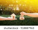 loans for real estate concept ...   Shutterstock . vector #518887963