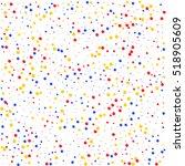 Multicolored Pattern Balls On...