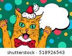 Wow Pop Art Cat  Face. Funny...