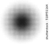 halftone circles  halftone dot...   Shutterstock .eps vector #518951164