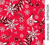 paisley seamless pattern....   Shutterstock .eps vector #518956234