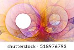 3d surreal illustration. sacred ... | Shutterstock . vector #518976793