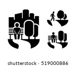 park icon | Shutterstock .eps vector #519000886