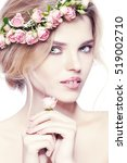 photos from bleaching toning... | Shutterstock . vector #519002710