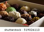 chocolate candy box  ... | Shutterstock . vector #519026113