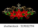 christmas elements for your... | Shutterstock .eps vector #519032794