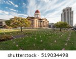 Small photo of Old State Capitol in Springfield, Illinois