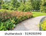Bernardine Gardens Park In The...