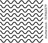 vector seamless pattern ... | Shutterstock .eps vector #519063379