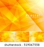 fractal abstract background.... | Shutterstock .eps vector #519067558