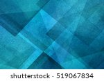 blue background with triangle... | Shutterstock . vector #519067834
