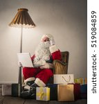 Tech Santa Claus