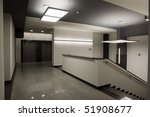 stairs in office building | Shutterstock . vector #51908677