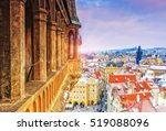 Panoramic View On Prague From...