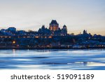 Chateau Frontenac In Quebec ...