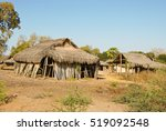 Typical Malagasy Village  ...