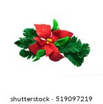christmas and new year    hands ... | Shutterstock . vector #519097219
