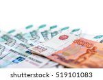 got profit from business with... | Shutterstock . vector #519101083
