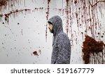 boy rapper desperate urban...   Shutterstock . vector #519167779