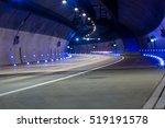 Night Road  Speed Background